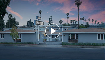 Santa Monica Motel Cam
